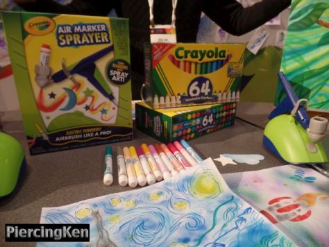 toy fair, toy fair 2016, crayola