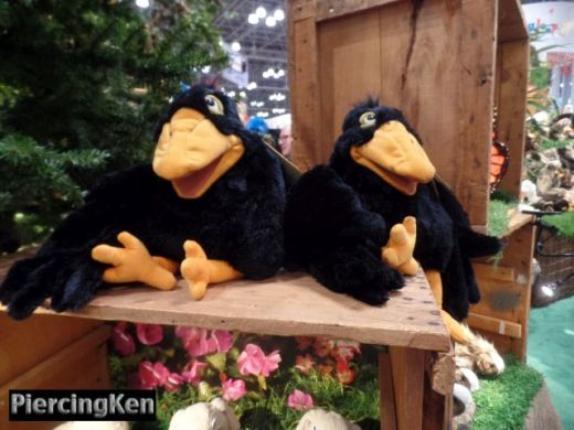 toy fair 2016, folkmanis puppets