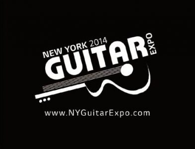 Logo - NY Guitar Expo - 2014