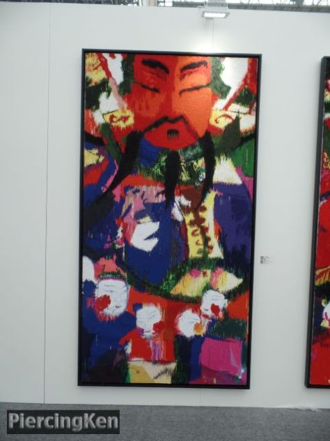 revival of tradition, contemporary chinese art