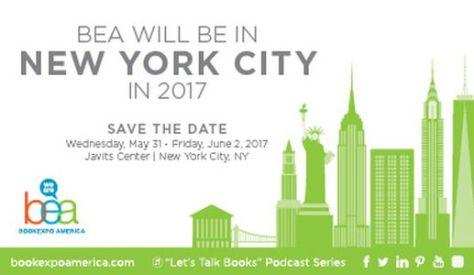 Photo - BEA 2017 - NYC Return