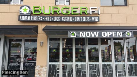 burgerfi, hamburger joints