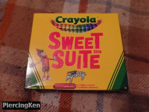 sweet suite 2016