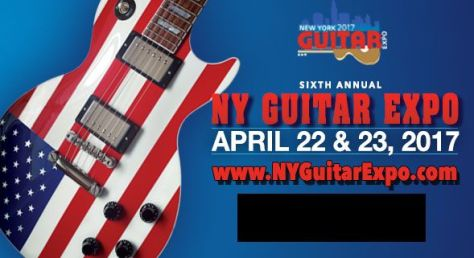 ny guitar show and exposition
