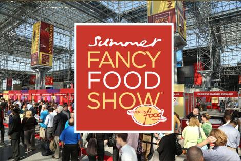 Summer Fancy Food Show @ Jacob K  Javits Center