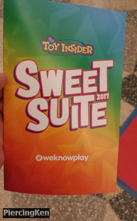 sweet suite 2016, toy insider, sweet suite