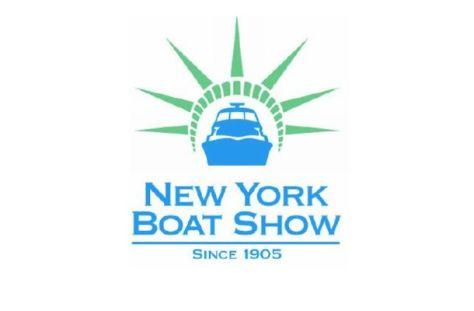 new york boat show logo