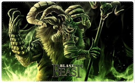 phantom carriage brewery, nuclear blast, blast beast, black india pale ale