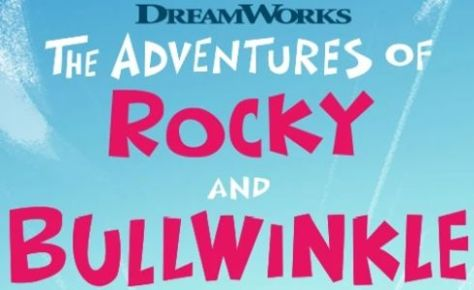 adventures of rocky and bullwinkle logo