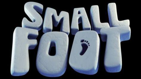 smallfoot movie logo