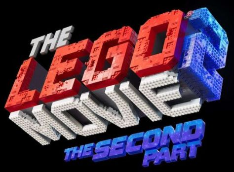 lego movie 2: the second part logo, warner brothers pictures