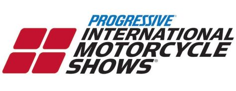 progressive international motorcycle show logo