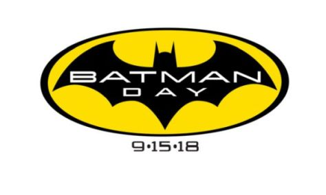 batman day, batman day 2018 logo