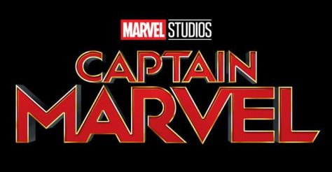 captain marvel movie logo