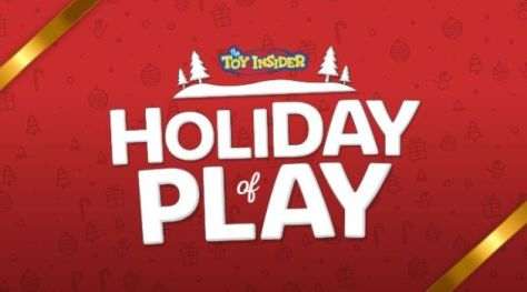 toy insider, holiday of play