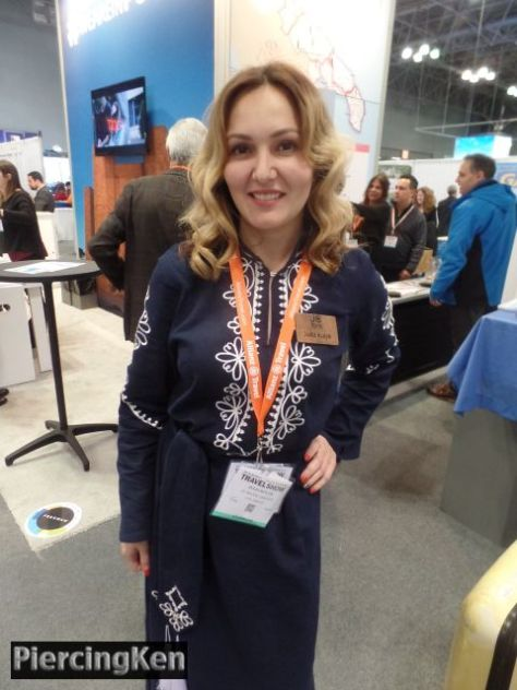 new york times travel show, new york times travel show 2019, photos from new york times travel show 2019