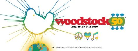 woodstock 50 banner long