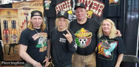 nyc hot sauce expo 2019, nyc hot sauce expo, high river sauces presents