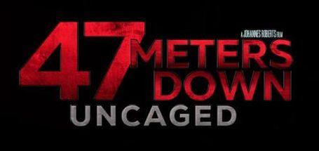 47 meters down: uncaged movie logo