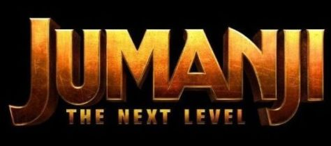 jumanji: the next level logo