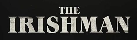 the irishman film logo
