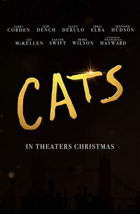 movie posters, promotional posters, universal pictures, cats