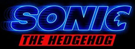 sonic the hedgehog film logo, paramount pictures