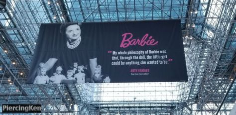 toy fair 2019, barbie, mattel, barbie birthday