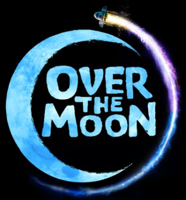 over the moon movie logo