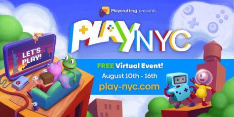 play nyc, play nyc 2020, playcrafting