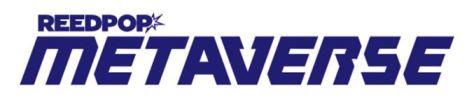metaverse logo, reedpop