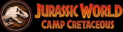 jurassic park camp cretaceous series logo