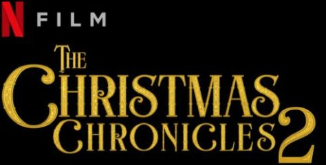 the christmas chronicles 2 movie logo