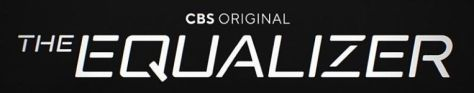 the equalizer tv logo, cbs studios
