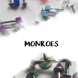 Labret & Monroes