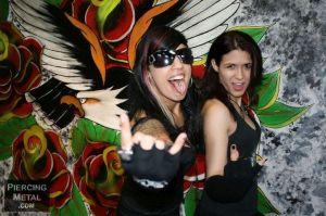 Being Very Metal: Jennifer & Angelica m/