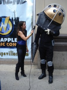 wizardworld, big apple comic con, big apple comic con 2011
