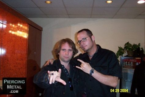 ken pierce, tim ripper owens, bb king blues club and grill, spv records artists