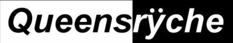 queensryche logo, band logos, queensryche