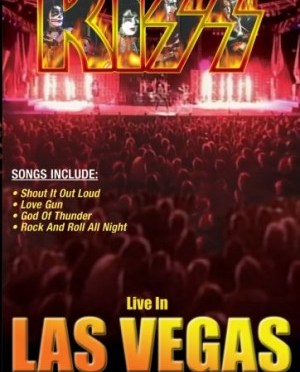 """Live In Las Vegas"" by KISS"