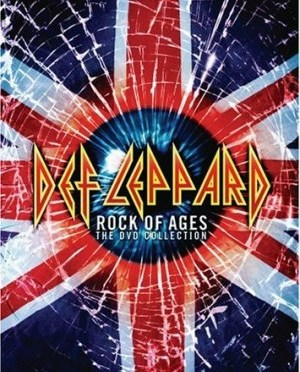 """Rock of Ages: Definitive Collection DVD"" by Def Leppard"
