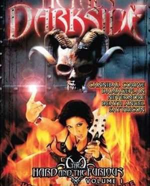 """""""Metal's Dark Side: Hard And The Furious V.1"""" by Jasmin St. Claire"""