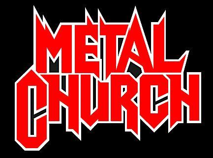 band logos, metal church, metal church logo