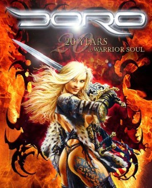 """""""20 Years: A Warrior Soul"""" by Doro"""