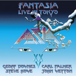 """Fantasia – Live In Tokyo"" by Asia"