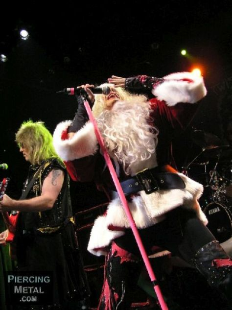 Twisted Sister Christmas.Twisted Sister Fillmore At Irving Plaza 12 21 2007