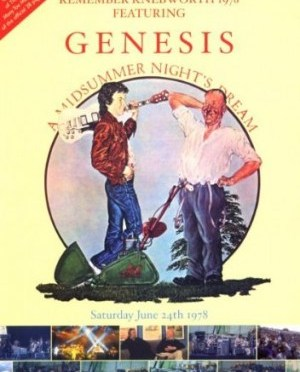 """Remember Knebworth 1978: A Midsummer Night's Dream"" by Genesis"