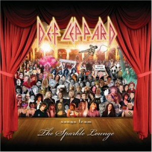 """Songs From The Sparkle Lounge"" by Def Leppard"
