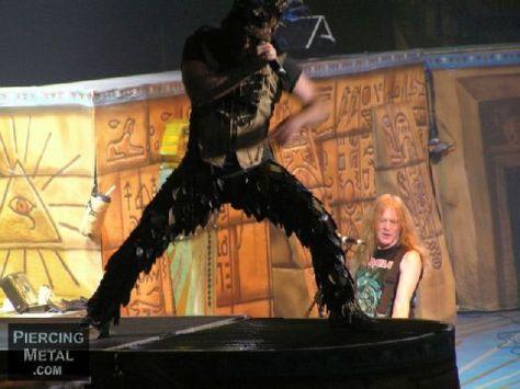 iron maiden, iron maiden concert photos