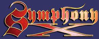 symphony x logo